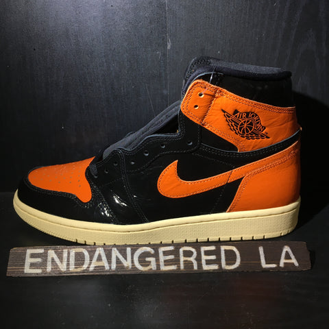 Air Jordan 1 Shattered Backboard 3.0 Sz 7