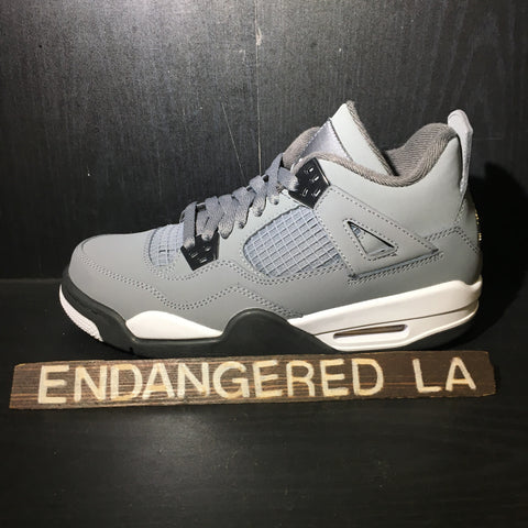 Air Jordan 4 Cool Grey 19' Sz 7