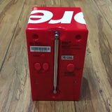 Supreme Tivoli Pal BT Speaker Red S/S 18'