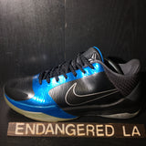 Kobe 5 Dark Knight Sz 10