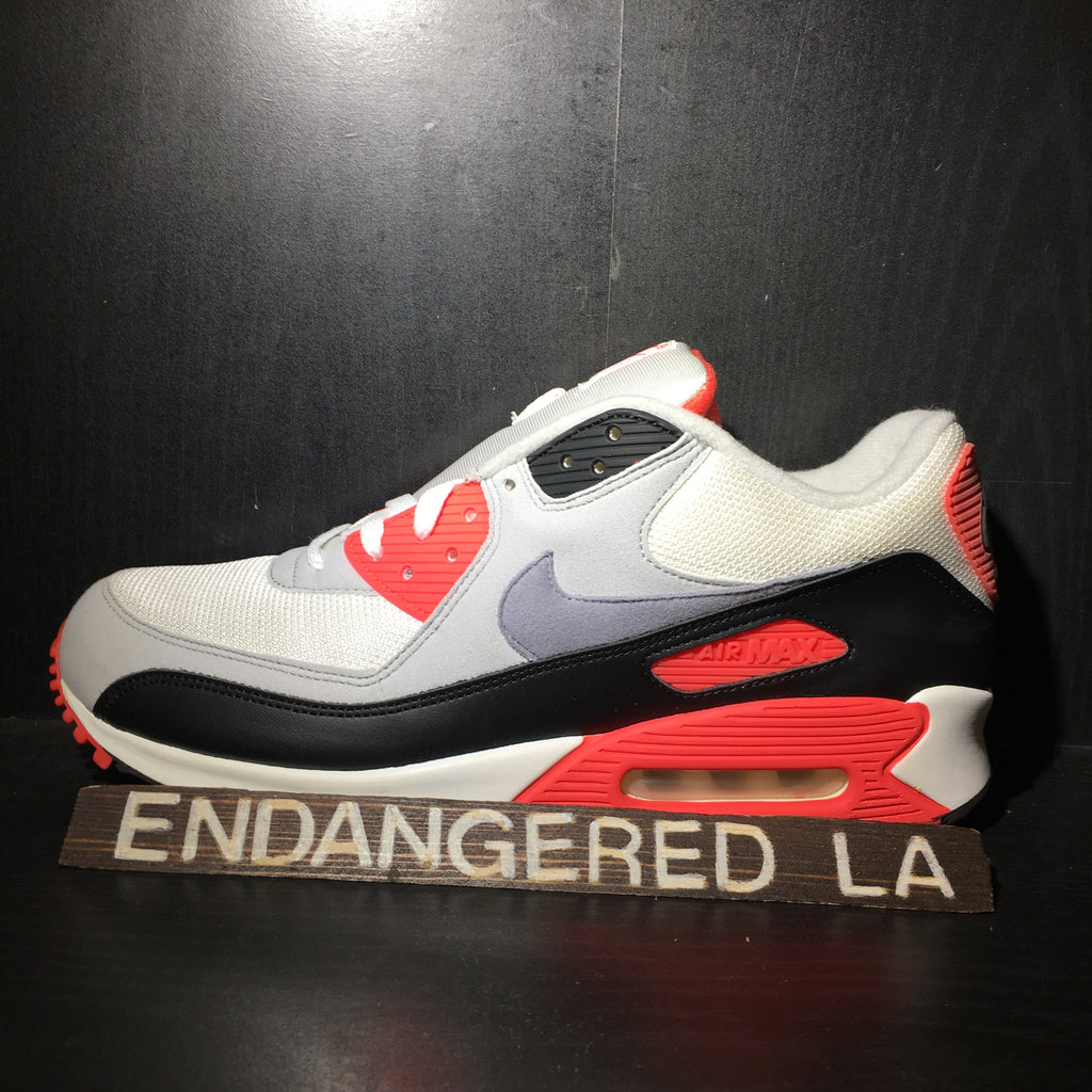 finest selection a85b9 c6c6a Nike Air Max 90 Infrared 05  Sz 10.5