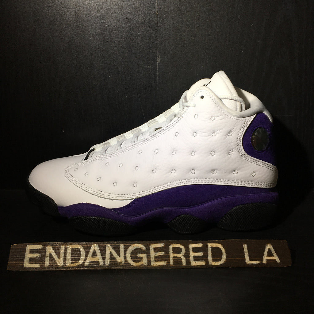 Air Jordan 13 Lakers Sz 11.5