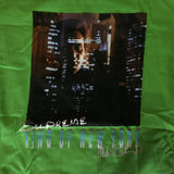 Supreme King of New York Tee Green S/S 19' Sz L