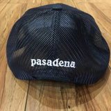 From The Ground Up Pasadena Trucker Hat Navy