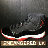 Air Jordan 11 Bred 19' Sz 10
