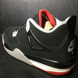 Air Jordan 4 Bred 19' Sz 5