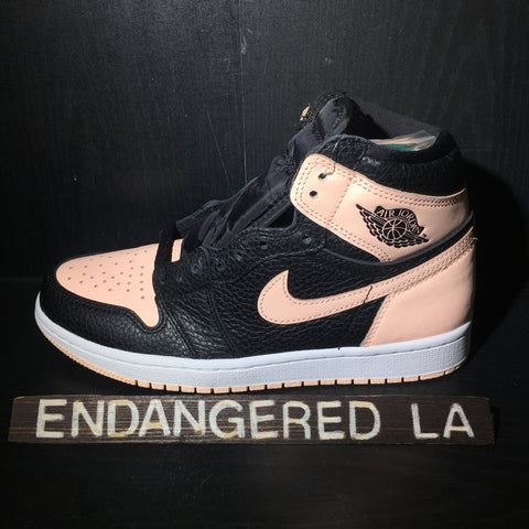 Air Jordan 1 Crimson Tint Sz 10