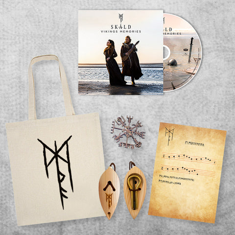 CD Bundle - Vikings Memories