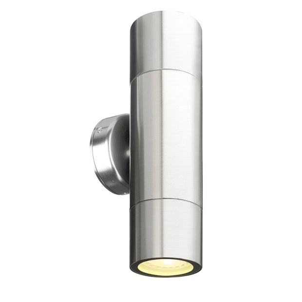 Seaford Up and Down Pillar 316 Stainless Steel  inc GU10