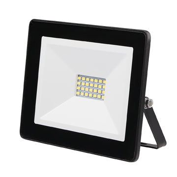 Ludo Black LED Floodlight 20W