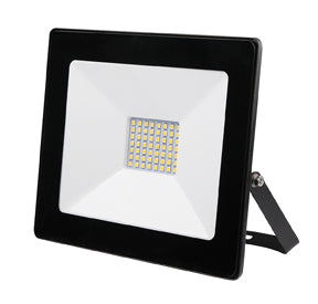 Ludo Black LED Floodlight 50W