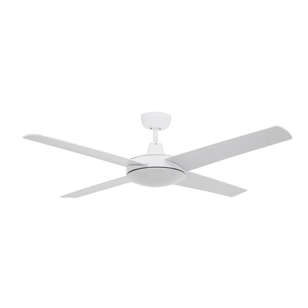 Ascot 52 Ceiling Fan White