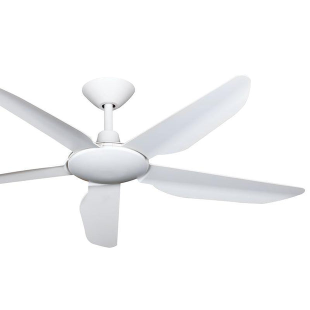 Storm DC 52 Ceiling Fan White - Lighting Superstore