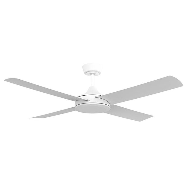 Breeze 52 Ceiling Fan White