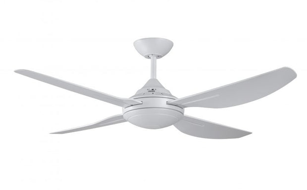 Russell White Ceiling Fan - 48""