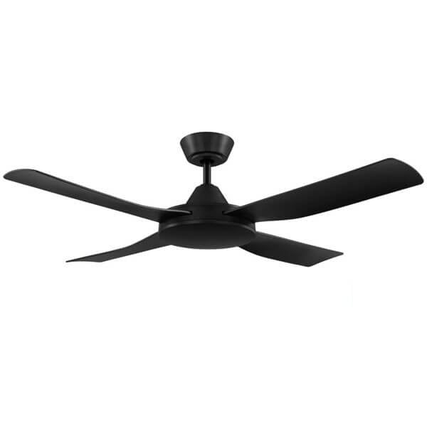 "Bondi 52"" Ceiling Fan Black"