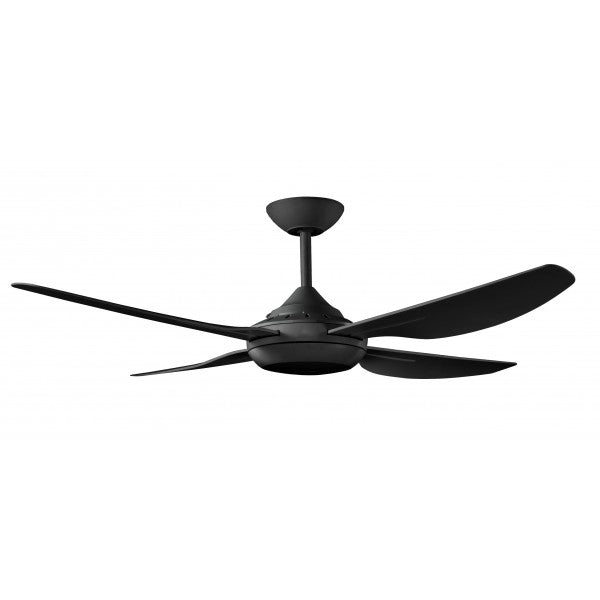 Harmony 2 Ceiling Fan - Black 48""