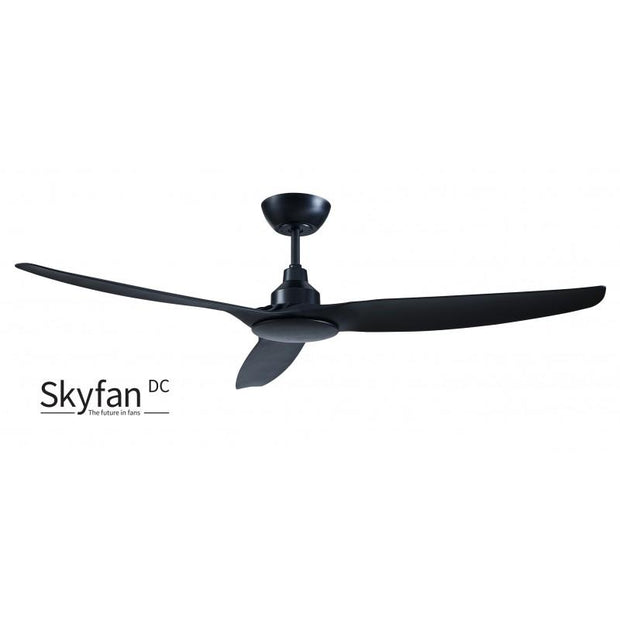 Skyfan 60 DC Ceiling Fan Black
