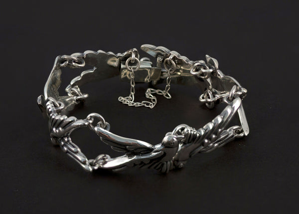 Birds in Flight Bracelet