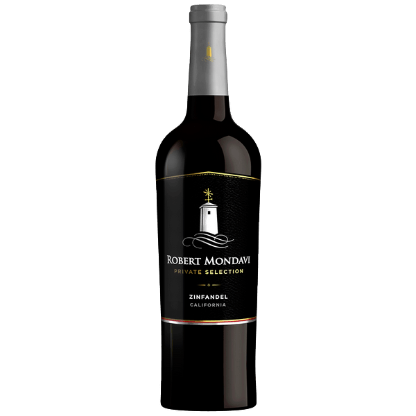 Robert Mondavi Private Selection Zinfandel 2015