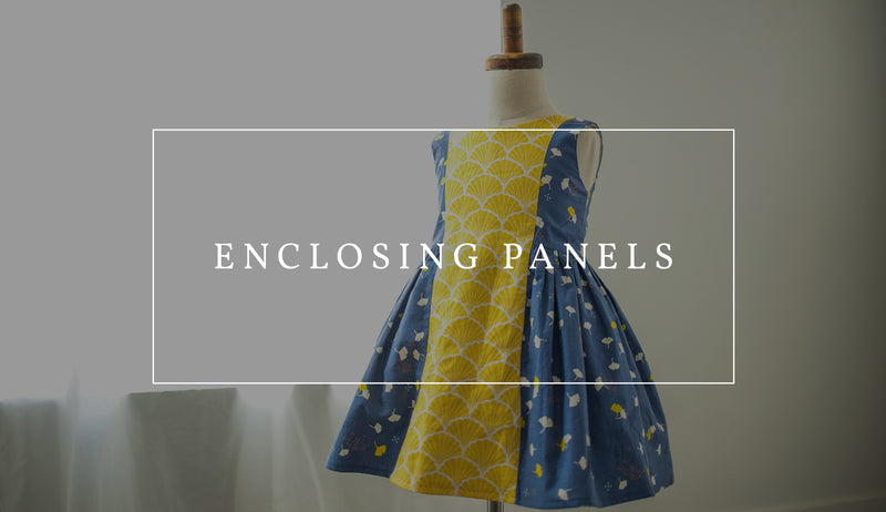 How To Enclose Panels
