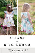 Albany and Birmingham 2 Pattern Bundle