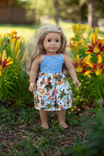 Amsterdam Doll Dress