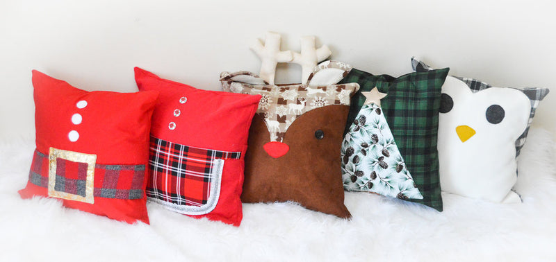 Animazing Pillow Cover Winter Add On