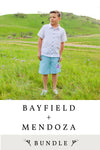Bayfield and Mendoza 2 Pattern Bundle