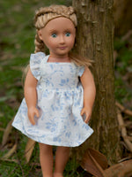 Bellevue Girl and Doll 2 Pattern Bundle