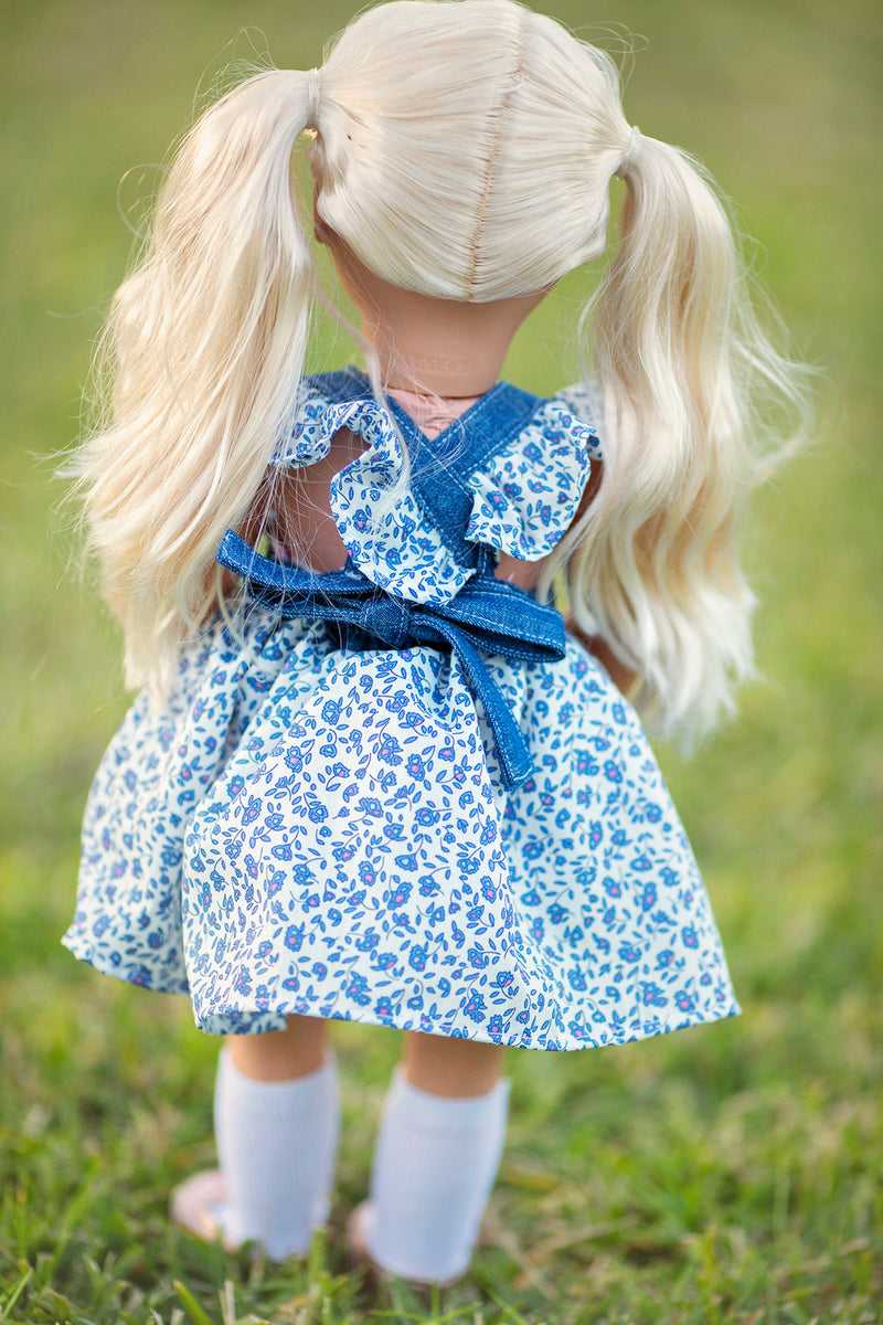 Bellevue Doll Dress