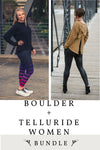 Boulder and Telluride Women 2 Pattern Bundle