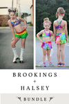Brookings and Halsey 2 Pattern Bundle
