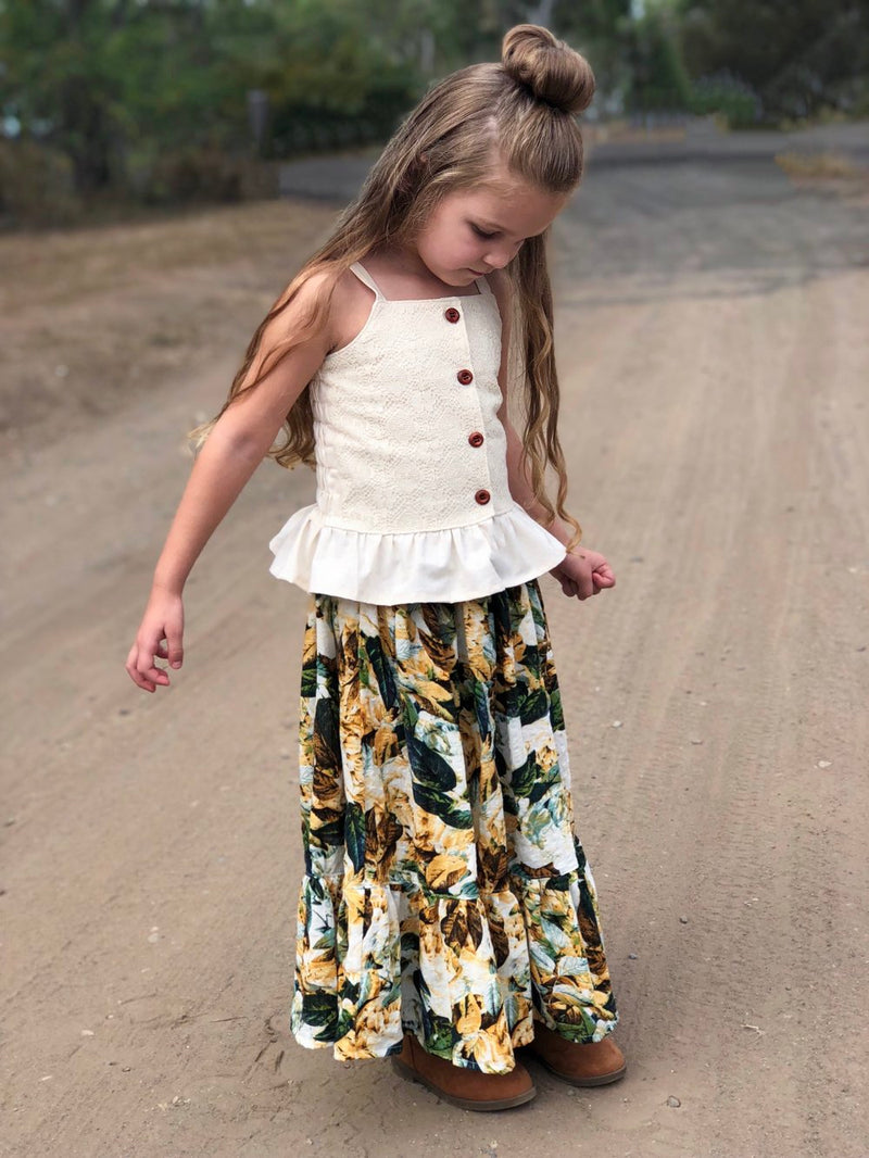 Byron Bay Top and Skirt and Byron Bay Dress 2 Pattern Bundle
