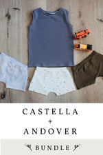 Castella and Andover 2 Pattern Bundle