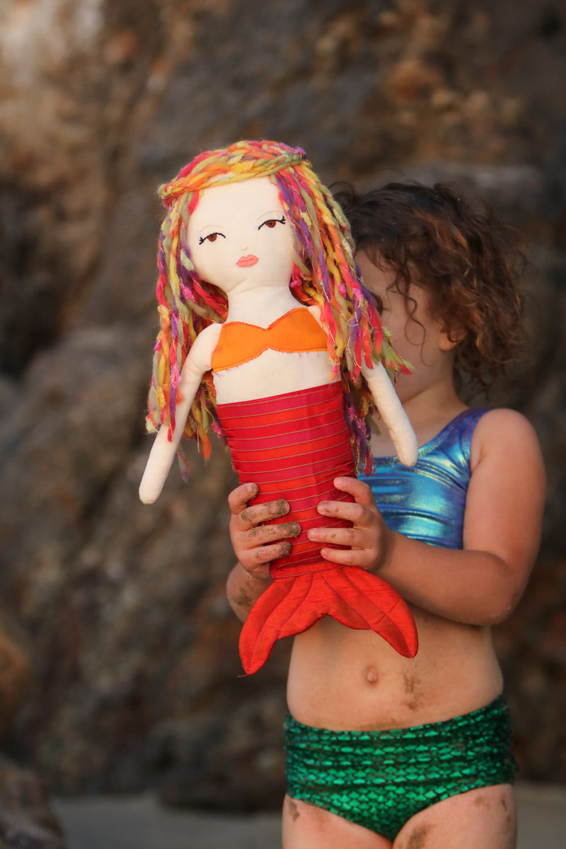 Coralie and Caspian Doll