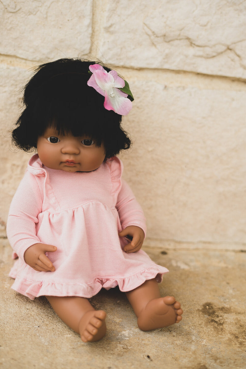 Cusco Girl and Doll 2 Pattern Bundle