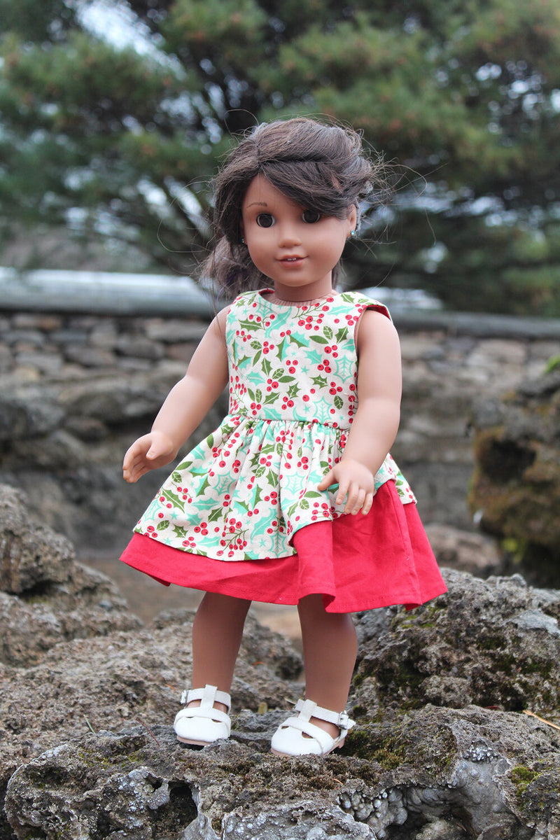Lienz Doll Dress