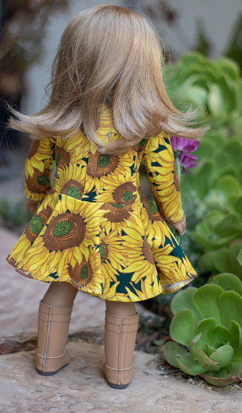 Magnolia Doll Dress and Top
