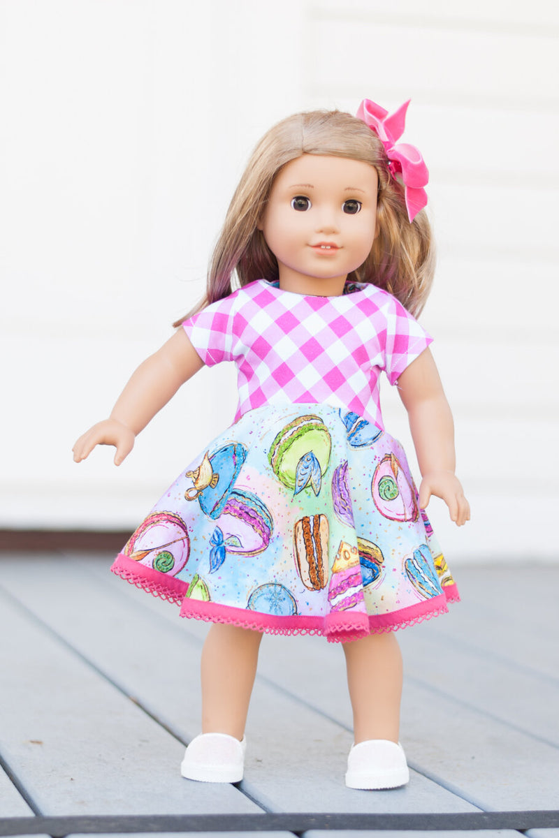 Magnolia Girl and Doll 2 Pattern Bundle