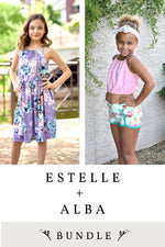 Estelle and Alba 2 Pattern Bundle