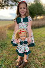 Glasgow Girl and Doll 2 Pattern Bundle