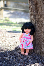 Holland Doll Dress