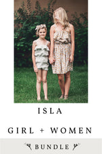 Isla Girl and Women 2 Pattern Bundle