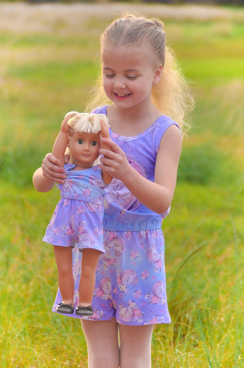 Jersey Girl and Doll 2 Pattern Bundle