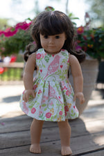 Amsterdam Doll, Bellevue Doll, Kensington Doll and Sorrento Doll 4 Pattern Bundle