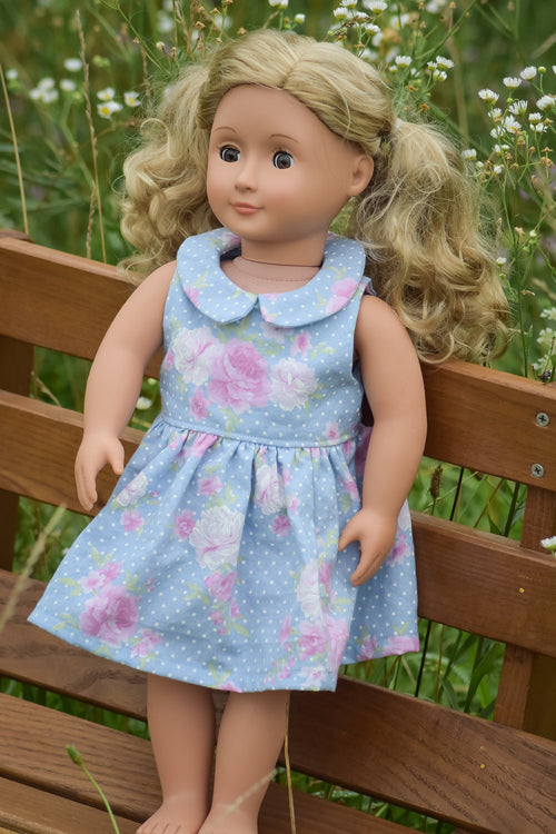 Kensington Doll Dress