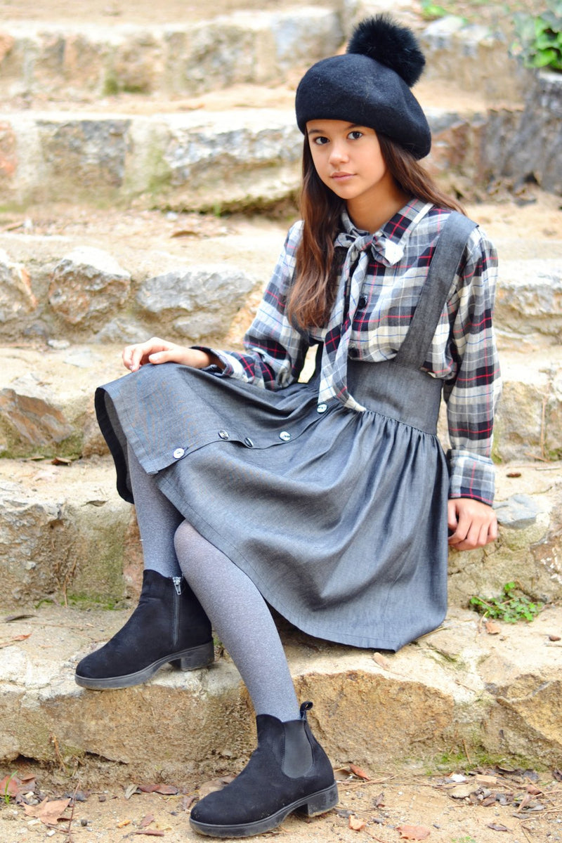 Animazing Suspender Skirt
