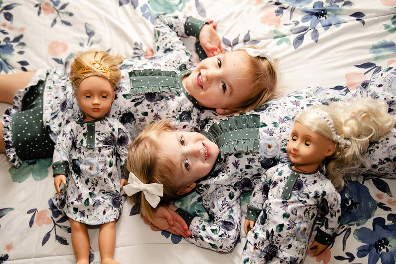 Lassen Child and Doll 2 Pattern Bundle