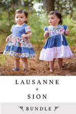 Lausanne and Sion 2 Pattern Bundle